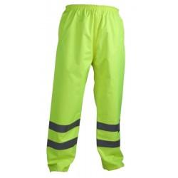 Vizwell Sarı Reflektörlü Pantolon