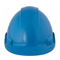 BBU Safety CNG-500 Vida Çark Ayarlı Mavi Baret