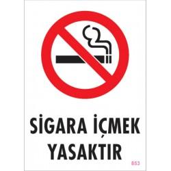 Sigara İçmek Yasaktır